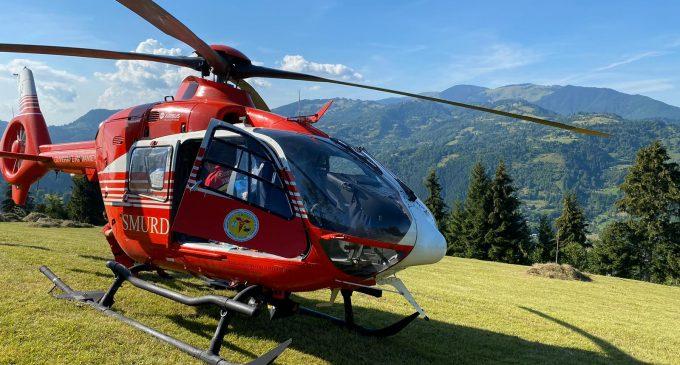 Un an de la înființarea Punctului de operare aeromedical de la Jibou