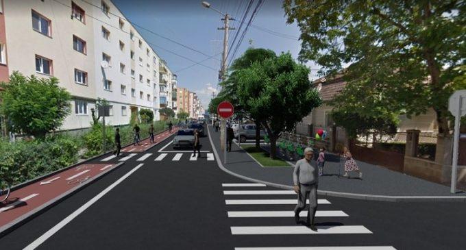 Start la lucrările de reabilitare a străzii Republicii