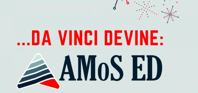 Fosta Asociație The Da Vinci System devine AMoS ED!