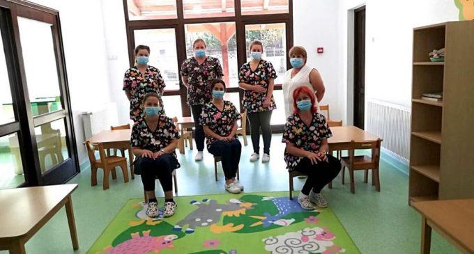 ✅ A fost deschisă prima creșă cu predare în limba maghiară din Turda