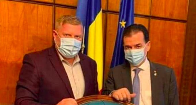 Dorin Lojigan: Premierul Ludovic Orban vine săptămâna viitoare la Câmpia Turzii