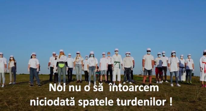 Mircea Irimie: Nu o să întoarcem niciodata spatele turdenilor!  VIDEO
