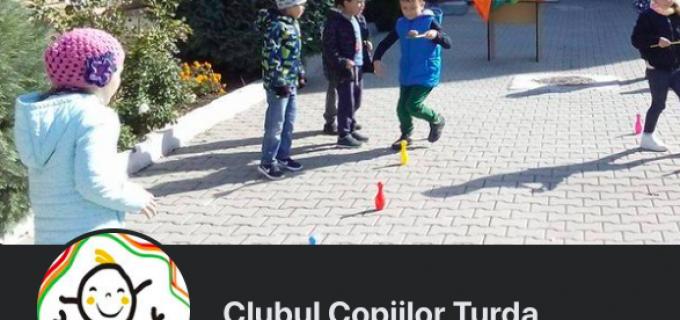 Clubul Copiilor Turda reîncepe activitatea! Înscrierile se fac ONLINE. Vezi AICI toate informațiile necesare