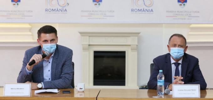 Prefectul Clujului, Mircea Abrudean, a refuzat un loc eligibil pe lista PNL  pentru Parlament!