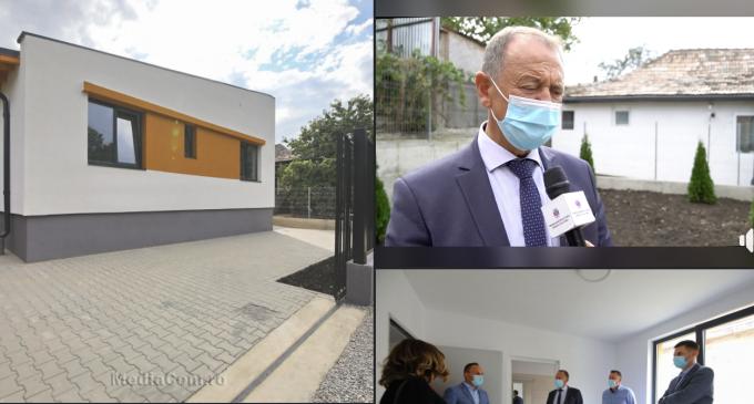 Matei Cristian: A fost edificată o nouă locuință protejată pentru adulții cu probleme de sănătate mintală, în municipiul Turda
