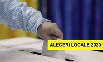 Vezi AICI programul secțiilor de votare la alegerile locale din 2020