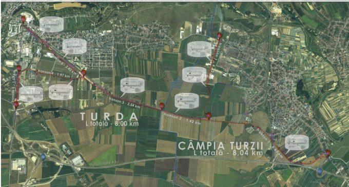 Centura de Ocolire Câmpia Turzii – Turda, investiție de importanță STRATEGICĂ