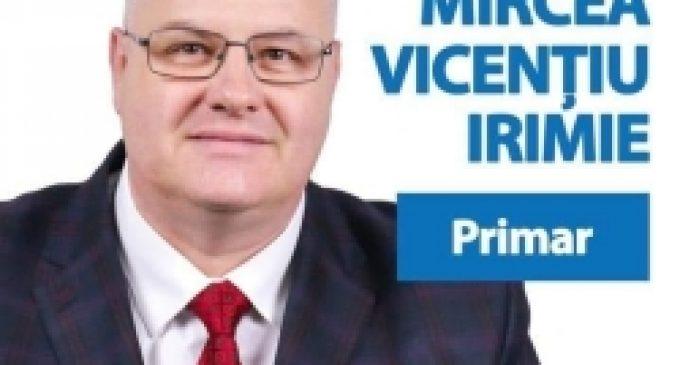 Irimie Mircea: Votati pentru schimbare! Votati pentru progres! Votati PRO ROMANIA!