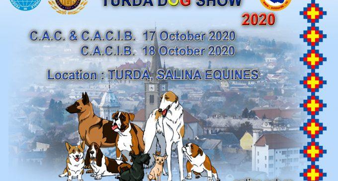Turda Dog SHOW 2020, la Salina Equines