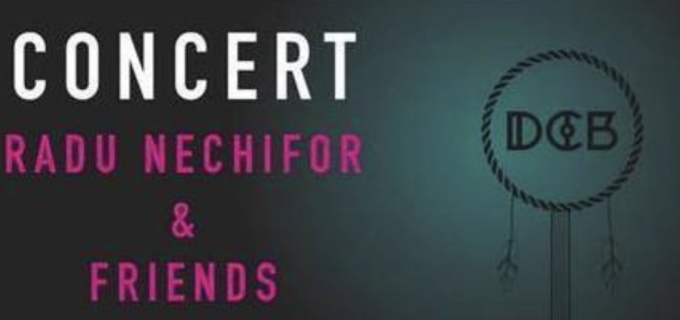 Concert Radu Nechifor & Friends – o orchestră, dar și o gașcă veselă și extrem de talentată