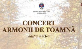 """Casa de Cultură Turda organizează concertul intitulat """"Armonii de toamnă"""""""