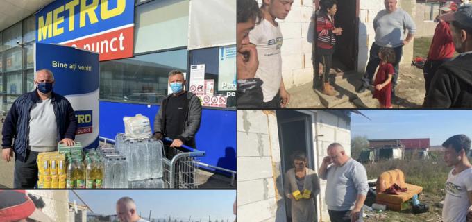 În contextul actual de scenariu roșu în Câmpia Turzii, Asociația Internațională Evanghelică New Life, se implică în sprijinirea familiilor devaforizate