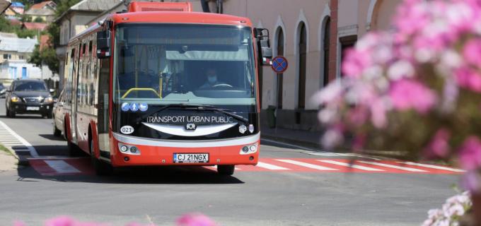 Anunț TUP Turda: Circulația în centrul Turzii va fi întreruptă datorită manifestărilor prilejuite de Ziua Armatei Române