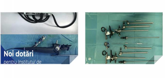 Noi echipamente ultraperformante achiziționate de Consiliul Județean Cluj pentru Institutul de Transplant Renal