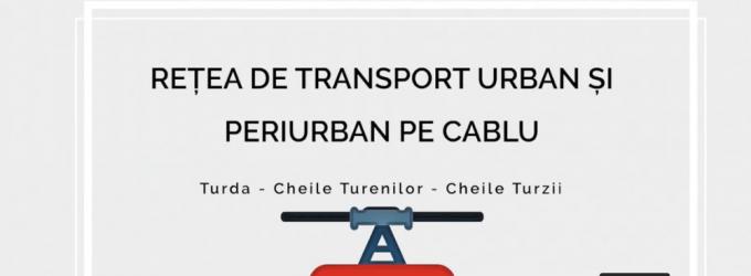 Matei Cristian: Pregătim un proiect îndrăzneț, unic în regiune – realizarea unui transport urban și periurban (limitrof) pe cablu
