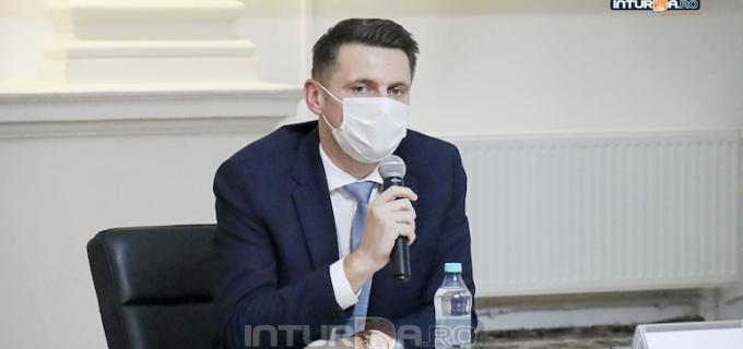 Mircea Abrudean: Mandatul meu de prefect al județului Cluj a încetat și urmează să îndeplinesc funcția de Secretar General Adjunct al Guvernului
