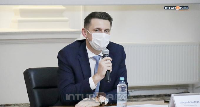 Prefectul Mircea Abrudean: Creștem capacitatea de paturi Covid în județul Cluj