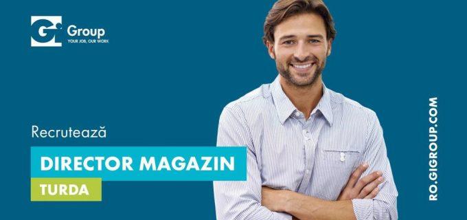 #GiGroupRomania recrutează director magazin pentru clientul său, companie multinațională activă în domeniul retail