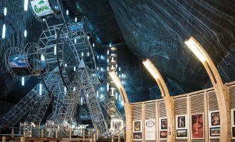 Ediția 31 a Festivalului Artelor Vizuale GORJFEST continuă in Salina Turda