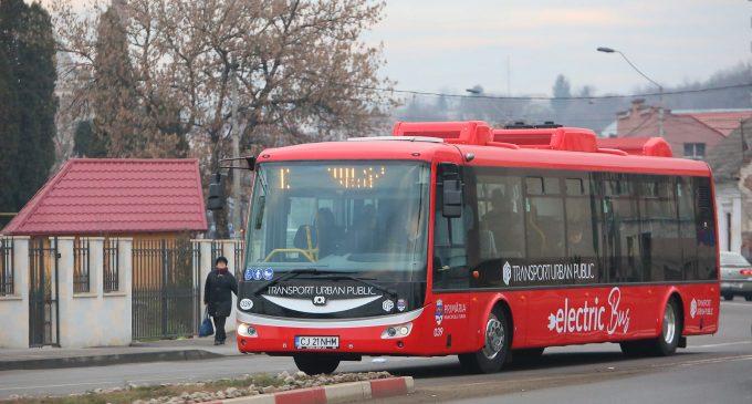 Anunț TUP Turda: Circulatia autobuzelor de pe liniile 14, 15 si 17 va fi deviată