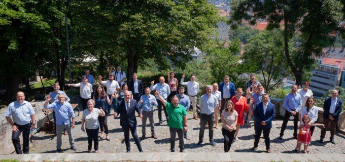 Alianța USR PLUS Cluj și-a desemnat candidații la alegerile parlamentare din 6 decembrie