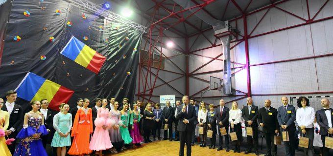25 de ani de activitate pentru Clubul de Dans Sportiv Potaissa Turda