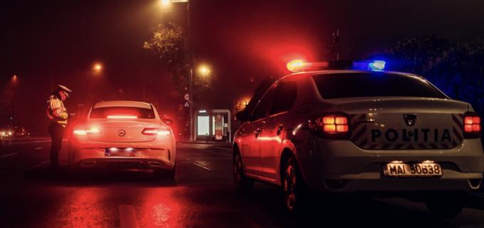 Polițiștii turdeni, în acțiune! Șofer băut la volan dis-de-dimineață