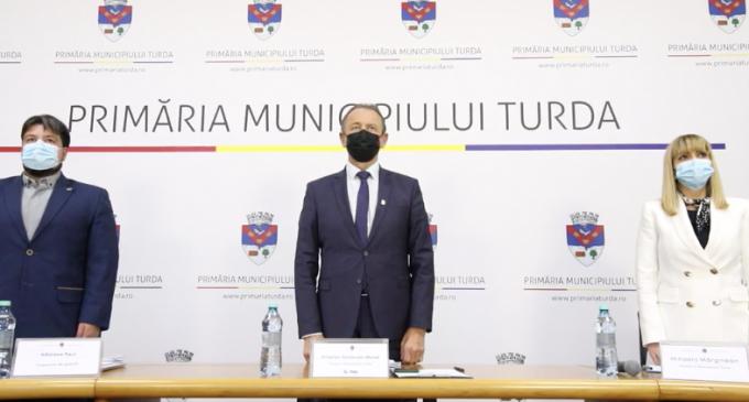 Consiliul Local al municipiului Turda se întrunește în Ședință Ordinară. Vezi aici ordinea de zi