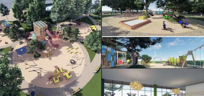 Matei Cristian: A fost semnat contractul de finanțare europeană pentru modernizarea Parcului Central!