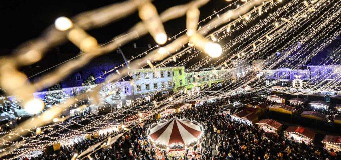 Târgul de Crăciun din Sibiu, anulat de organizatori din cauza pandemiei
