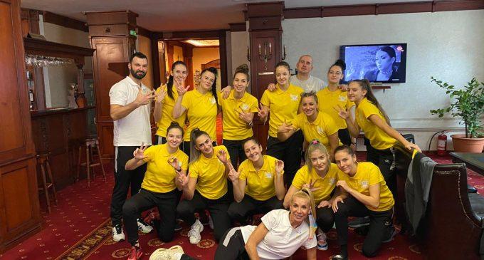 Video: ACS Volei Turda a bifat prima victorie! 3-0 (25-22 , 25-19, 25 -22) in fata echipei CSU Oradea!