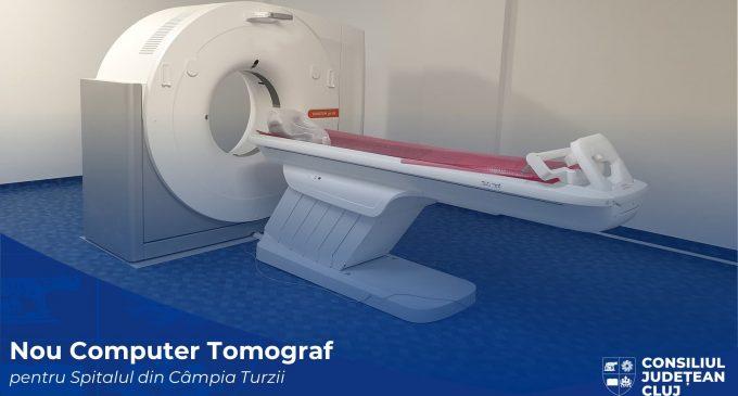 Alin Tișe, despre Computerul Tomograf de la Câmpia Turzii