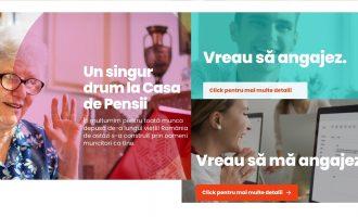 Ministerul Muncii a lansat site-uri de informare pentru pensionari, şomeri şi angajatori