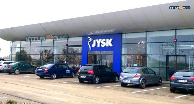 Joi se deschide JYSK Turda! Reduceri de pana la 75% doar în magazinul din Turda