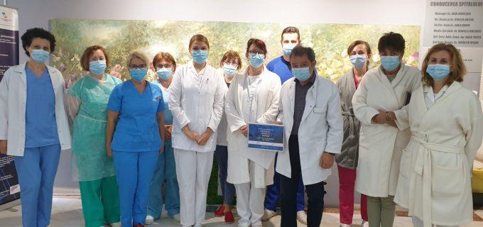 Personalul medical clujean din prima linie a luptei cu COVID -19 va fi distins cu titlul de Cetățean de Onoare al Județului Cluj