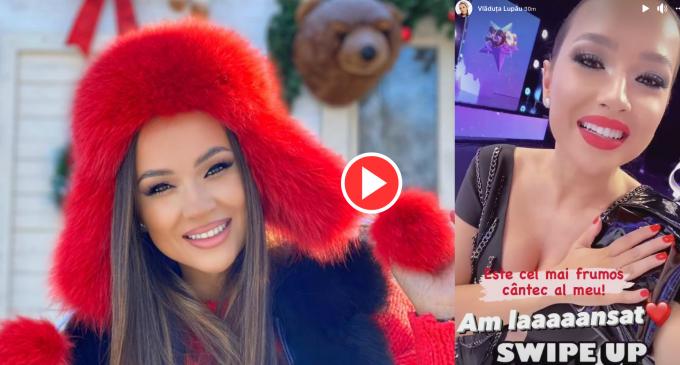 DE CRĂCIUN – Vlăduța Lupău: Tot ce am eu mai frumos am pus în acest cântec și videoclip!