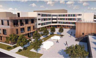 A început construirea celui mai modern sediu al unei școli speciale din țară