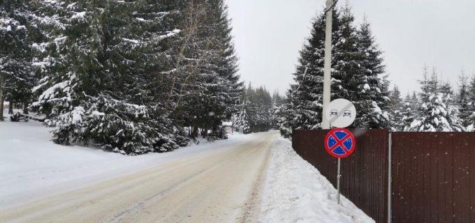 La nivelul judetului Cluj circulatia se desfășoară în conditii specifice sezonului rece