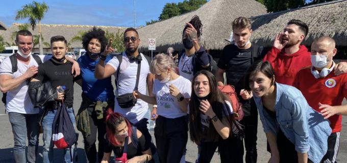 Primele imagini! Alin Sălăjean a ajuns în Republica Dominicană la SURVIVOR ROMÂNIA