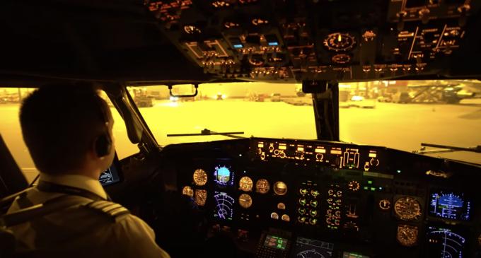 Imagini spectaculoase. Un pilot a filmat aterizarea de pe Aeroportul din Cluj – VIDEO