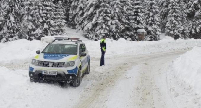 Centrul INFOTRAFIC: Conduceți prudent! Informați-vă cu privire la starea drumurilor