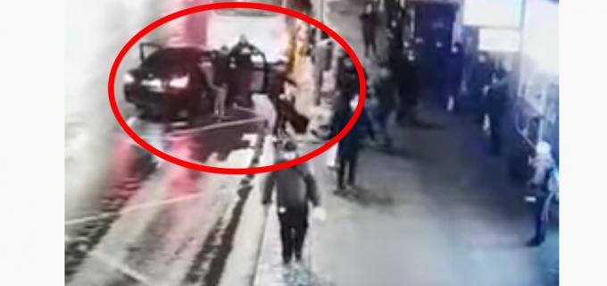 Scenă șocantă la Cluj! O fată de 15 ani, răpită de pe strada VIDEO