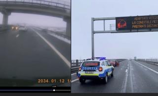 Asociația Pro Infrastructură: Mulți români ajung pe contrasens perfect conștient, nu din neatentie!