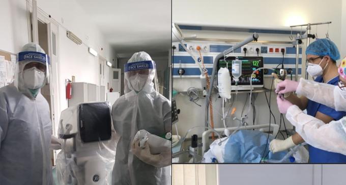 V-ați întrebat vreodată ce presupune o zi obișnuită într-un spital de complexitatea SCJU Cluj-Napoca?