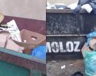 Primăria Turda: Deșeurile menajere NU se aruncă în containerele pentru colectarea selectivă!