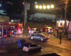 VIDEO: Accident grav langa Kaufland Turda