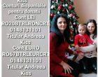 Alături de Andreea Kiss în luptă cu leucemia. Andreea este mămică a doua fetițe