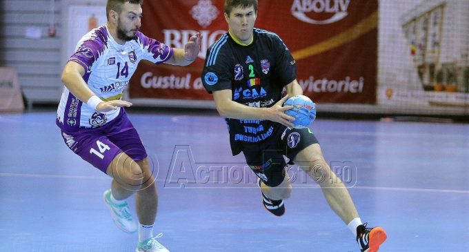"Sala ""Gheorghe Barițiu"" va găzdui partidele seriei C din cadrul Diviziei A de handbal masculin"