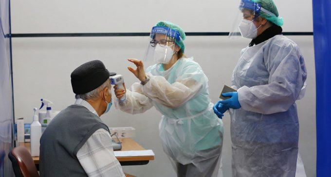 130 de cabinete de vaccinare cu doze de la Pfizer/BioNTech devin operaționale în martie