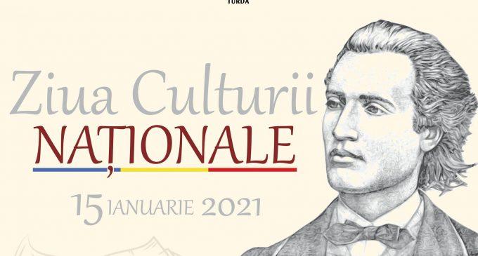 Ziua Culturii Naționale va fi sărbătorită la Turda printr-o serie de manifestări culturale